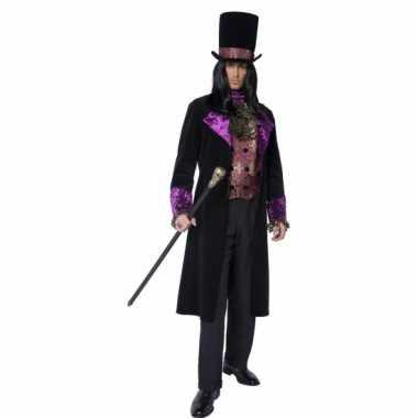 Halloween graaf kostuum heren