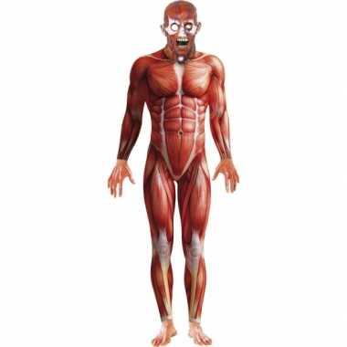 Halloween kostuum body suit