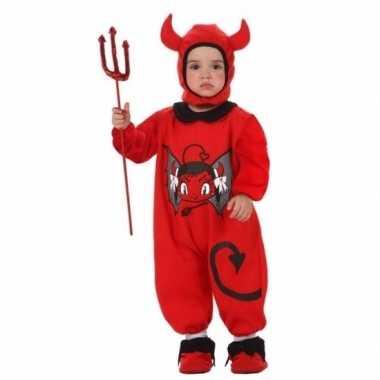 Halloween kostuum kinderen duiveltje