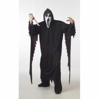 Kostuum Kopen Halloween.Halloween Scream Kostuum Grote Maat