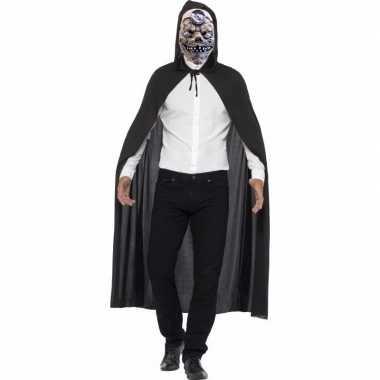Halloween verkleed kostuum mad doctor masker