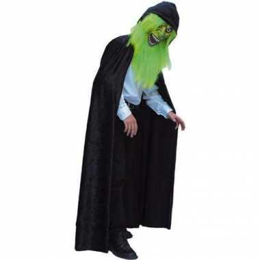 Halloween verkleed kostuum zwart
