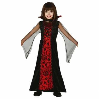Halloweenkleding vampieren kostuum jurk meisjes