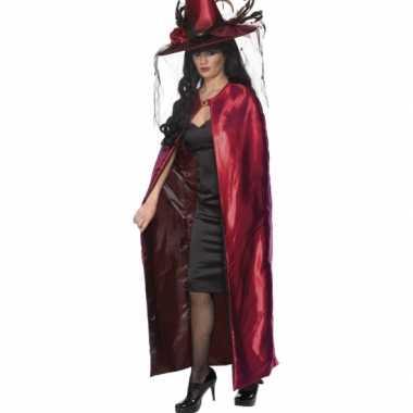 Rode Halloween kostuum deluxe